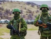 Soldatii rusi arestati in...