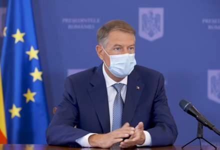 VIDEO - Conferință Klaus Iohannis - Vaccinarea singura cale de a scăpa de restricții