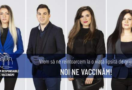 Cazinourile au dat startul unei campanii pro-vaccinare