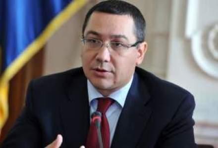 Ponta: Dorim prezenta consistenta a NATO in Romania. Nu putem spune Moldovei ca nu putem face nimic