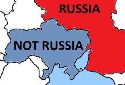 Razboiul hartilor pe Twitter: canadienii ii iau peste picior pe rusi pentru ca trec accidental granita in Ucraina