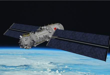 China a lansat primul modul al viitoarei sale stații spațiale