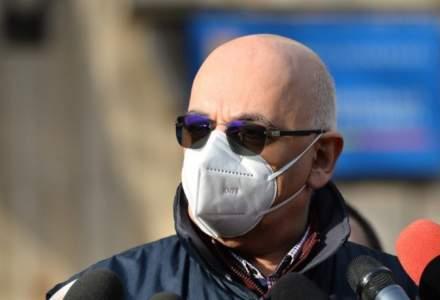Arafat: Dacă Bucureștiul scade sub 3,5 este posibil să mai fie restricții de weekend de săptămâna viitoare