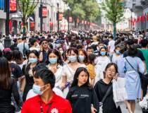 1 mai în China: oamenii au...