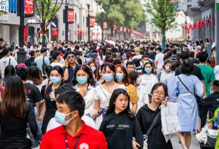 1 mai în China: oamenii au luat cu asalt destinațiile turistice
