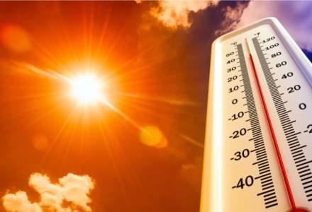 ANM: Varianţii de temperatură în majoritatea regiunilor ţării