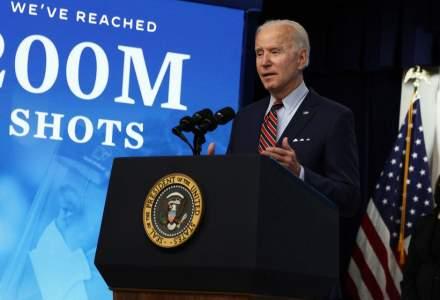 Joe Biden: 70% dintre adulții americani vor fi vaccinați până în iulie