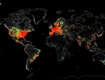 Harta device-urilor conectate...