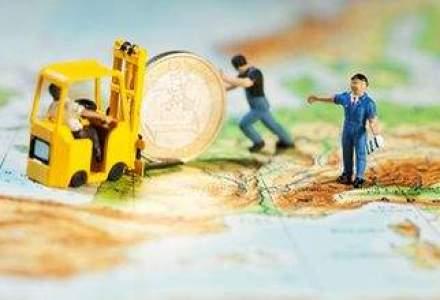 Agricultura si constructiile duc economia in recesiune. Industria nu mai reuseste sa salveze dinamica PIB in T2