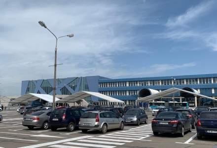 Lucrări la aeroportul Henri Coandă: vor fi modernizate parcările