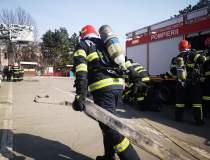 Incendiu pe A1...
