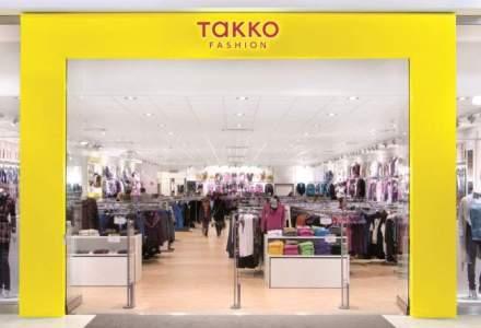 "Takko deschide in Vulcan Value Centre primul magazin cu un nou ""look"""