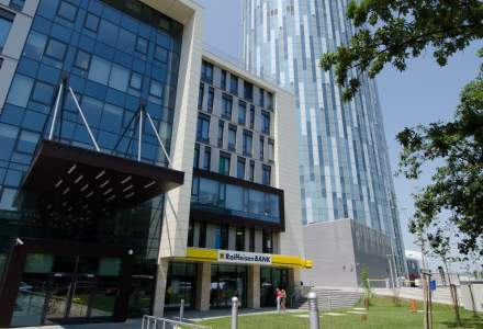 Raiffeisen Bank, profit net de 198 mil. lei în primul trimestru al anului, în contextul unui cost mult mai scăzut al riscului