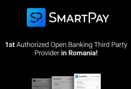 Smart Pay, prima soluție de inițiere de plăți în open banking autorizată de BNR: cât de dificilă a fost autorizarea și unde poate fi folosită