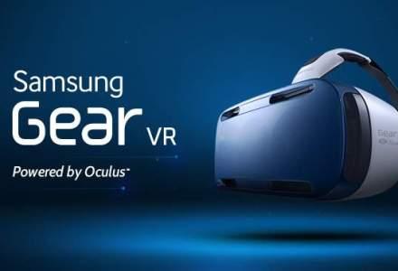 Samsung dezvaluie Samsung Gear, dispozitiv pentru realitate virtuala [VIDEO]
