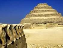 Cea mai veche piramida din...