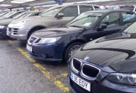 Licitatie de autovechicule ridicate de pe strazi, la Arad: incasari estimate la 62.000 lei