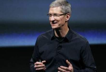 Cook, Apple: Vom perfectiona sistemele de securitate iCloud