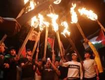 Violențe între Israel și...