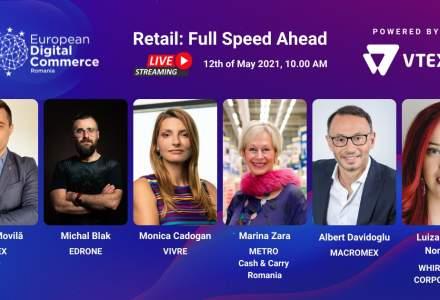Te invităm pe 12 mai la European Digital Commerce: Toate schimbările din eCommerce din ultimul an