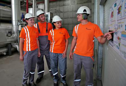 Holcim deschide o școală tehnică, în care va pregăti specialiști în domeniul construcțiilor