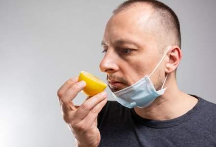 Pierderea mirosului şi a gustului pentru o perioadă îndelungată afectează între 5% şi 20% dintre cazurile de coronavirus