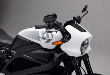 Harley Davidson a lansat brandul de motociclete electrice LiveWire