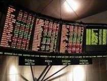 Bursa: Scaderi usoare, in...