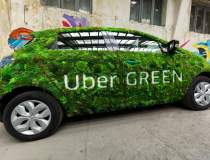 Uber introduce vehicule...
