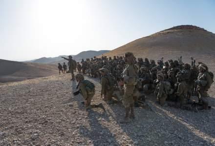 Israelul masează trupe pe frontiera cu Gaza, planificând o operațiune terestră în teritoriul inamic