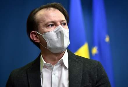 Florin Cîțu: Avem aceste relaxări de la 15 mai datorită campaniei de vaccinare
