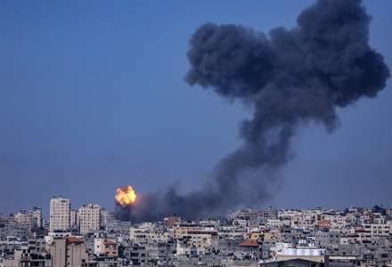 Trei rachete lansate din Liban spre Israel