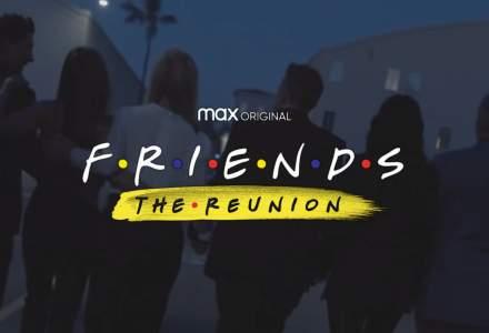 VIDEO | A fost anunțată data de lansarea a episodului special Friends: The Reunion