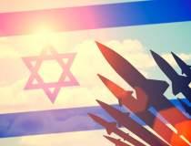 Teritoriul israelian, lovit...
