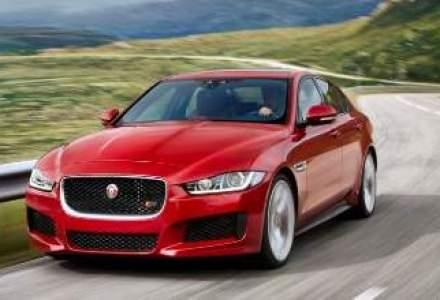 Jaguar a prezentat noul model XE la Londra