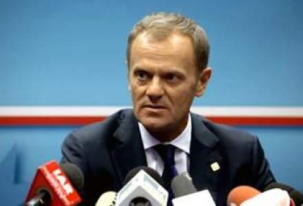 Donald Tusk a demisionat de la conducerea Guvernului polonez
