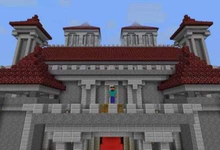Microsoft vrea sa cumpere producatorul jocului video Minecraft pentru 2 MLD. de dolari