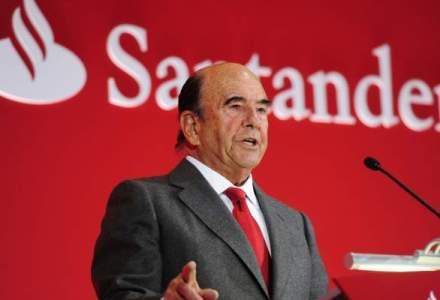 DOLIU: Emilio Botin, presedintele Santander, a doua banca din Europa, a murit