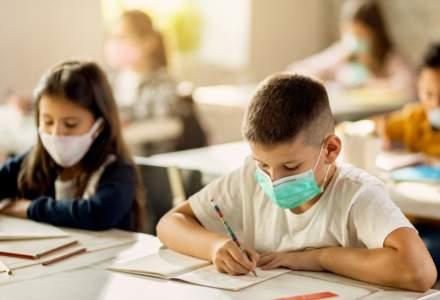 Școlile din București care rămân închise, deși rata de incidență a scăzut