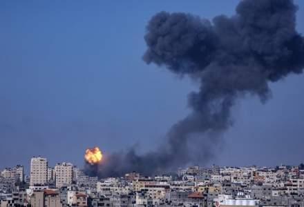 Șeful diplomației europene cere încetarea conflictului Israel-Palestina