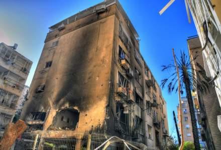 Gaza: 17 spitale distruse, alături de singurul laborator de testare covid. Conflictul se adâncește înspre o gravă criză umanitară