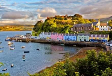 Calatorie in nordul Scotiei, locul in care te afunzi in peisaje de poveste