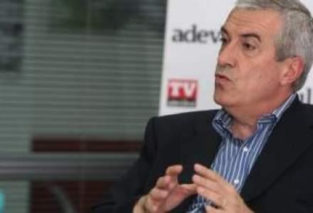 Tariceanu: Suspendarea presedintelui ar trebui votata in 3 octombrie