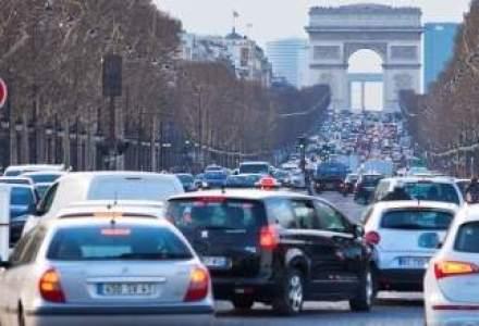 Restrictii de trafic in Bucuresti de vineri pana duminica