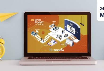 Platforma IC Events găzduiește în premieră GPeC Summit Online, cel mai important eveniment de E-Commerce și Digital Marketing din România