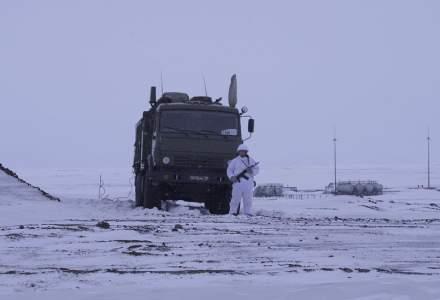 Rusia vrea să domine Polul Nord   SUA îi acuză că militarizează zona, dar rușii spun că americanii au început primii