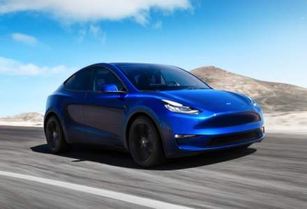 Tesla Model Y va fi disponibil în România anul viitor