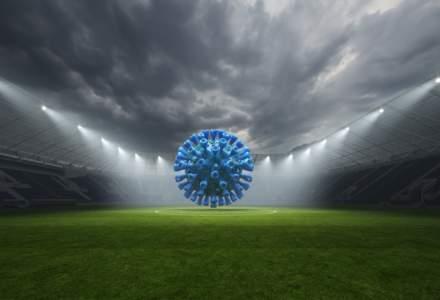 Pandemia ar urma să coste fotbalul european peste opt miliarde de euro