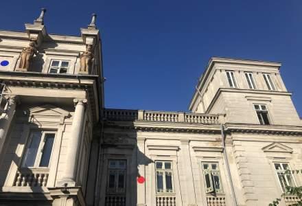 Hagag a încheiat etapa de avizare pentru începerea lucrărilor de renovare a Palatului Știrbei din Capitală
