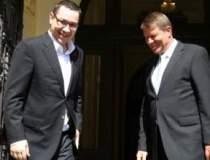 Iohannis: Ponta, dintr-o...